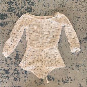 Knit Romper